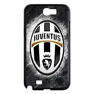 Samsung Galaxy N2 7100 Cell Phone Case Black Juventus Hard Clear Phone Case CZOIEQWMXN29783