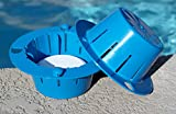 Sinking Floating Chlorine Dispenser | Uses LESS