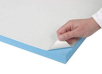 Amazon com: AliMed T-Stick Adhesive-Backed Padding, Blue