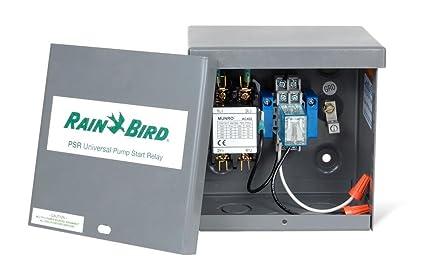 amazon com rainbird psr universal pump start relay 110v garden rh amazon com