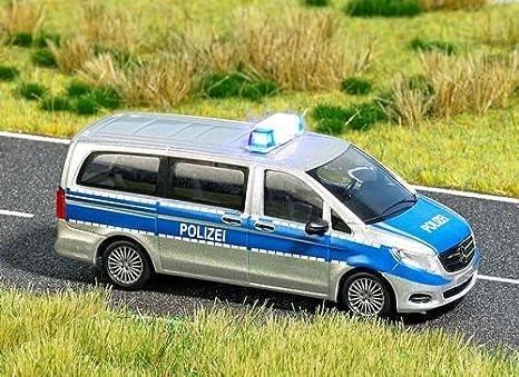 Busch 5615 Polizei Mercedes