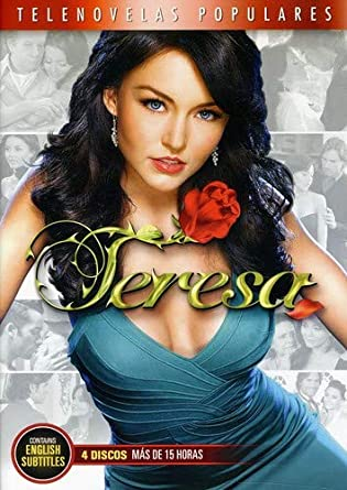 Amazon com: Teresa: Angelique Boyer, Aaron Diaz, Sebastian