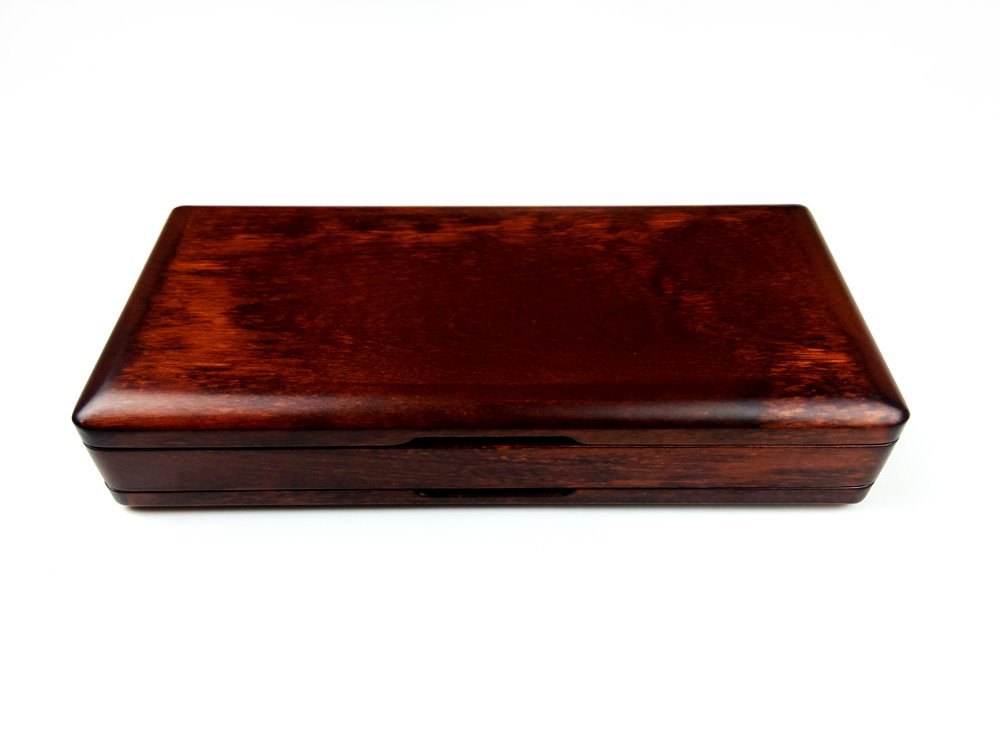 Xuan Bassoon Reed Case for 22 Reeds Wooden Box