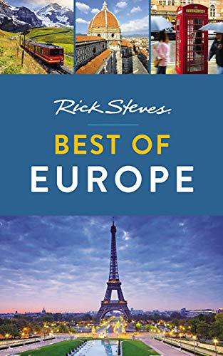 Rick Steves Best of Europe (Best Travel Rhino Of The Doors)