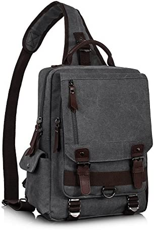 Leaper Messenger Shoulder Backpack Rucksack product image