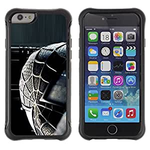 SHIMIN CAO@ Spider Superhero Rugged Hybrid Armor Slim Protection Case Cover Shell For iPhone 6 Plus CASE Cover ,iphone 6 5.5 case,iPhone 6 Plus cover ,Cases for iPhone 6 Plus 5.5