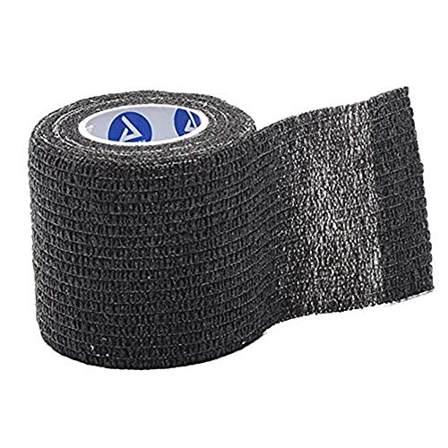 Dynarex Sensi-Wrap - Self-Adherent Compression Bandage Rolls - For Tattoo & Medical Use - 1.0