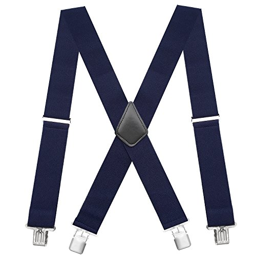 (Fasker Mens Suspenders X-Back 2