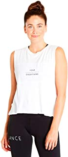 product image for good hYOUman Yoga> Everything Sandy Crop Top Womens Active Workout Yoga Tank