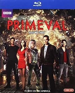 Primeval: Volume Three [Blu-ray]