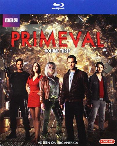 Blu-ray : Primeval 3 (2 Disc)