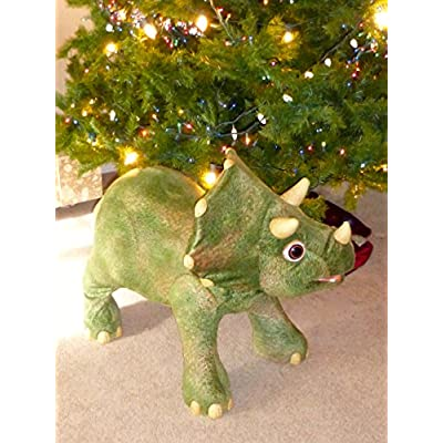 Playskool Kota My Triceratops Dinosaur(Discontinued by manufacturer): Toys & Games