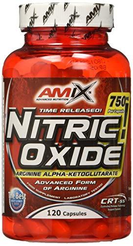 Amix Nitric Oxide 120 Caps 02 200 G