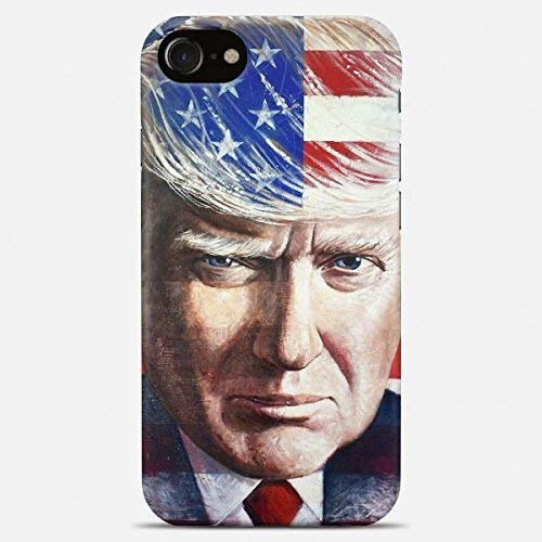 Inspired by Donald trump phone case Donald trump iPhone case 7 plus X 8 6 6s 5 5s se Donald trump Samsung galaxy case s9 s9 Plus note 8 s8 s7 edge s6 s5 s4 note gift art cover