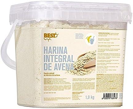 Best Protein HARINA DE AVENA INTEGRAL - neutro - Amazon.es
