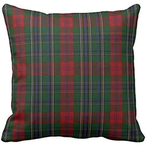 stylish-clan-maclean-tartan-plaid-pillow-case-1818