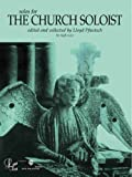 The Church Soloist - High Voice, Alfred Publishing, 0769299318