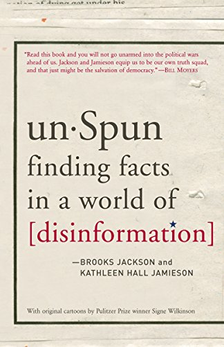 unSpun: Finding Facts in a World of Disinformation