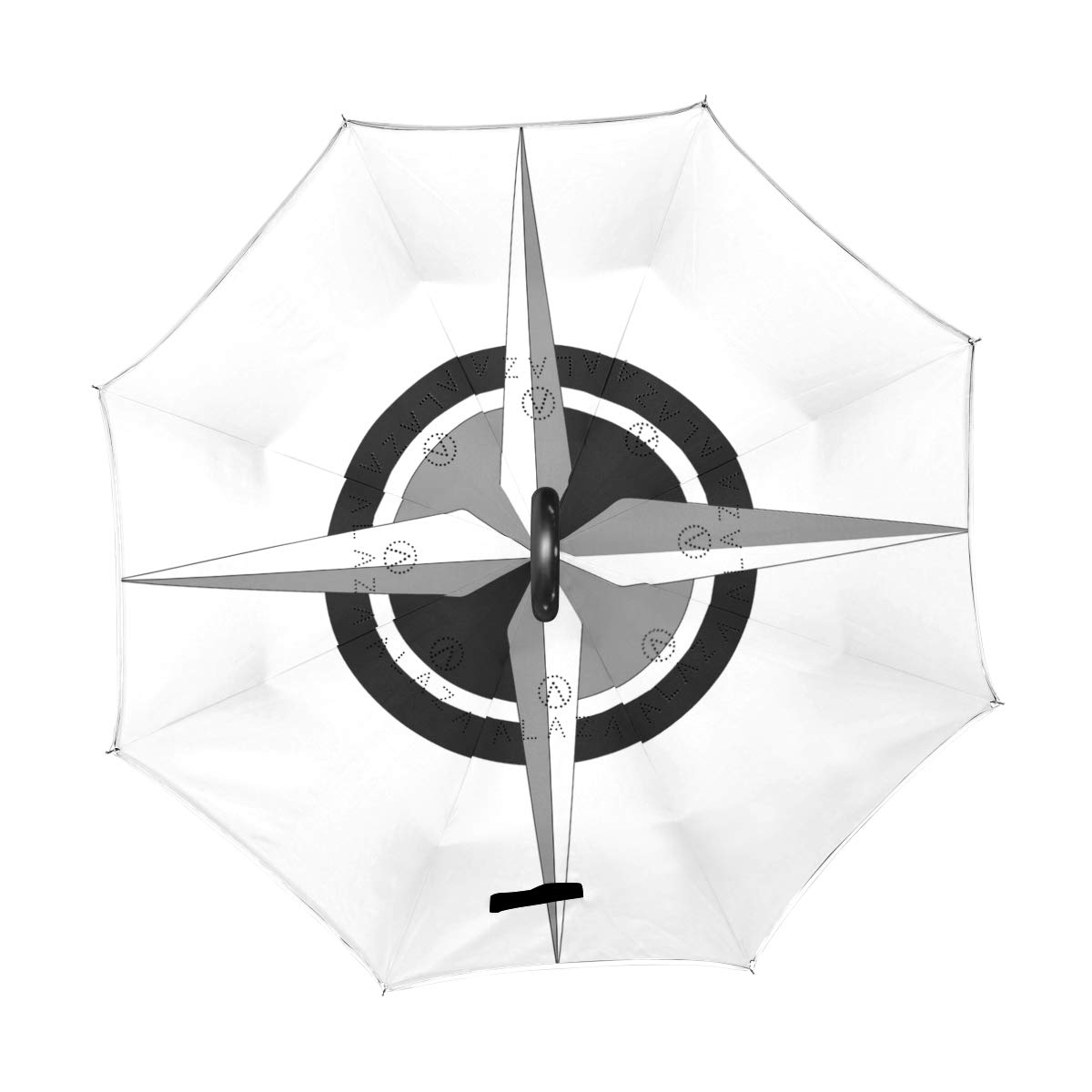 GYL YUSAN LWFB Umbrella//With Waterproof Cover//16 Ribs Windproof//Long-handled//Golf Umbrella//Simple Business Portable Stick Umbrella For Men And Women Bumbershoot