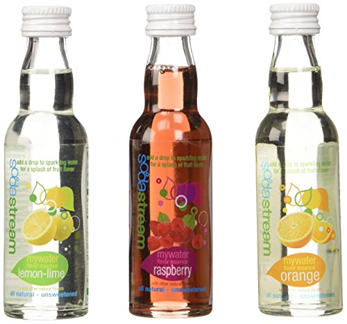 SodaStream Water Variety Natural 40ml product image