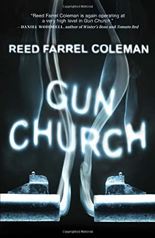 book cover of Gun Church