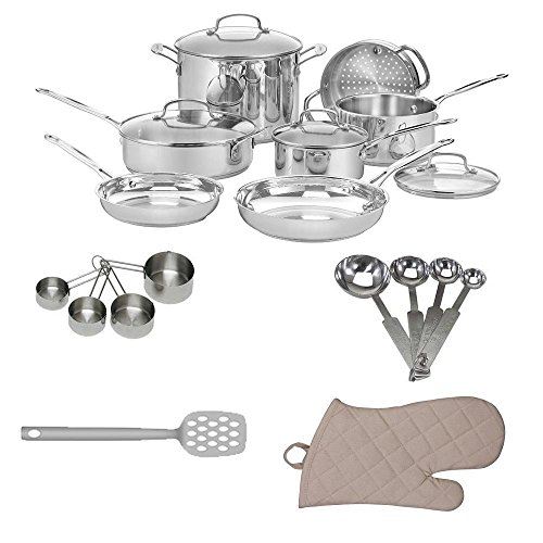Cuisinart Stainless 11 Piece Heavy Duty Measuring
