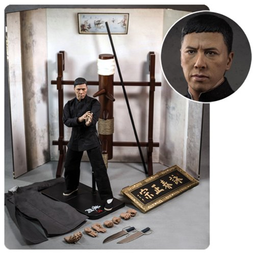 Ip Man 3 1:6 Scale Real Masterpiece Action Figure