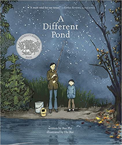 A Different Pond por Bao Phi epub