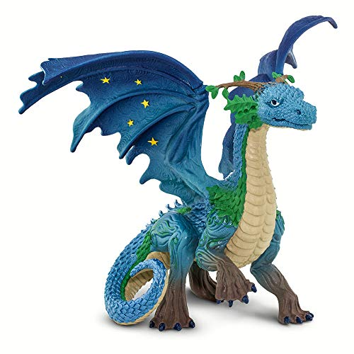 Safari Ltd. Dragons - Earth Dragon - Quality Construction from Phthalate, Lead and BPA Free Materials - for Ages 3 and ()