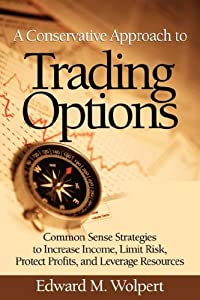 Conservative options trading strategies