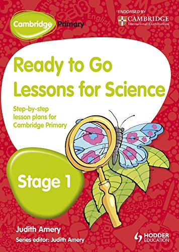 (Cambridge Primary Ready to Go Lessons for Science Stage 1 )