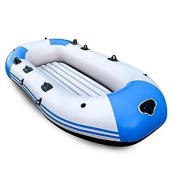DMBHW Al Aire Libre 4 Personas Bote Salvavidas Barca Hinchable ...