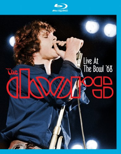The Machine Keyboard Singing - The Doors: Live at the Bowl '68 [Blu-ray]