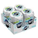 Eclipse Polar Ice Sugarfree Gum, 60 Piece Bottle (4 Bottles)