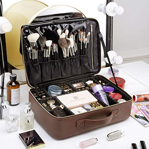 Danica Studio Danica Studio Linen Cosmetic Bag, Large, Wild Tale,