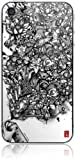 GelaSkins Protective Skin for the iPhone 4 Ink Pond with Access to Matching Digital Wallpaper Downloads