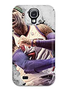 8560614K71498719 Awesome Design Carmelo Anthony Hard Case Cover For Galaxy S4