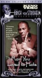 Man You Loved to Hate [VHS]