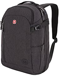 SwissGear Weekender Backpack, Grey color, fits Most 15 Laptop Computers