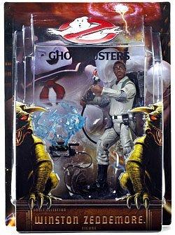 Mattel Ghostbusters 6 Inch Action Figure Winston Zeddemore