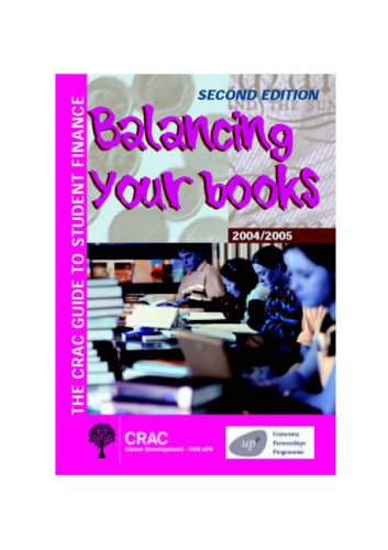 The CRAC Guide to Student Finance: Balancing Your Books