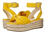 Jessica Simpson Women's APRILLE Sandal, Sunflower, 7 M US