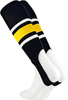 product image for MadSportsStuff Baseball Stirrups by TCK Pattern E 3 Stripe