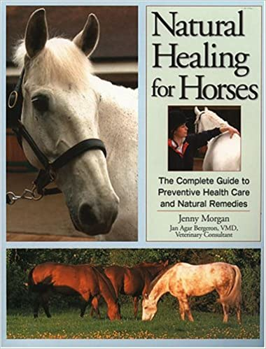 natural healing for horses the complete guide to preventative health care and natural remedies jenny morgan jan agar bergeron dvm 9781580174022 - Homemade Scooter Cover Horse Plans