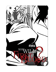 New Fashionable Resignmjwj MvRfxc-3156-Jfiut Cover Case Specially Made For Ipad Air(Anime Naruto Shippuuden Sasuke Uchiha)