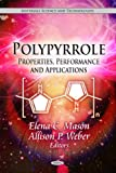 Polypyrrole, Elena C. Mason and Allison P. Weber, 1612091431