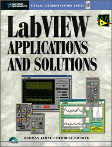 Buy LabVIEW Applications and Solutions (National Instruments