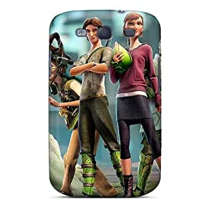 Shockproof Cell-phone Hard Covers For Samsung Galaxy S3 (mvq5263DMIk) Custom Attractive Rise Against Pictures