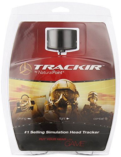 TrackIR 5 Optical Head Tracking Tracker Controller NEW