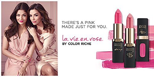Loreal Collection Exclusive By Jlo Color Riche Lipstick CP 29